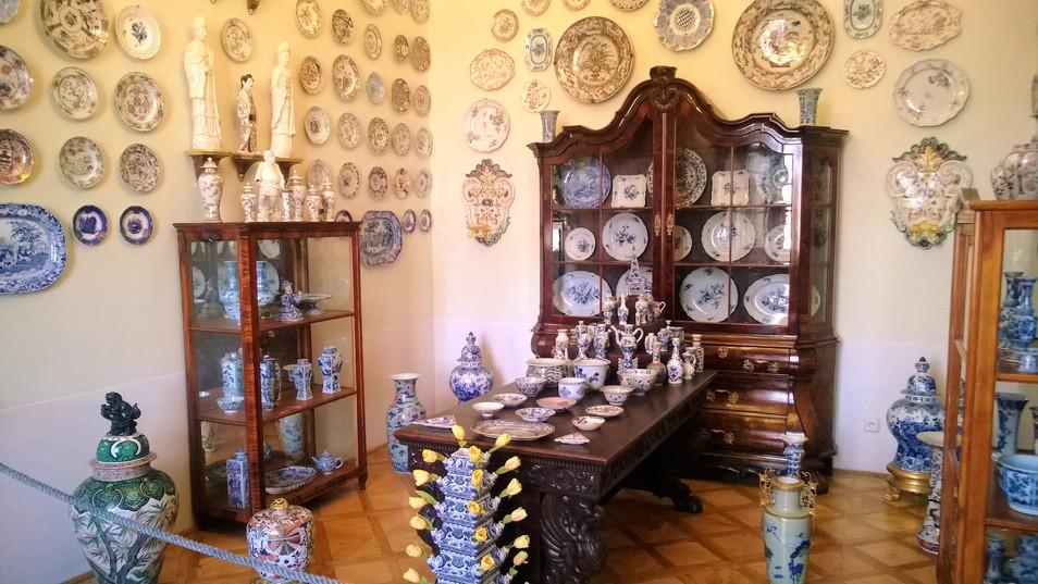 Galerie: Duchcovský zámek