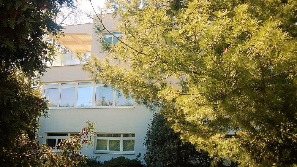 Neherova vila v Prostějově