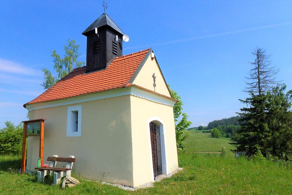 Kaple Antonína Paduánského ve Frymburku