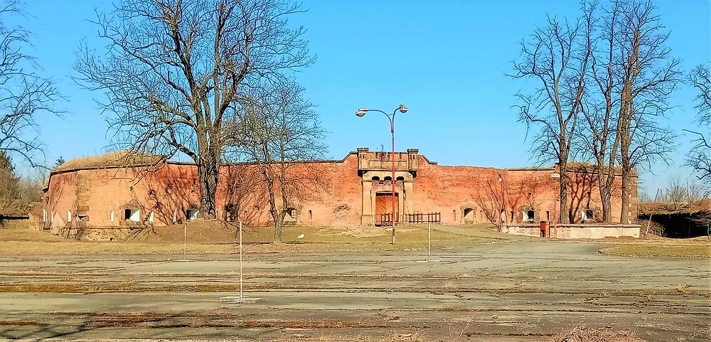 Fortový věnec - Fort XXII