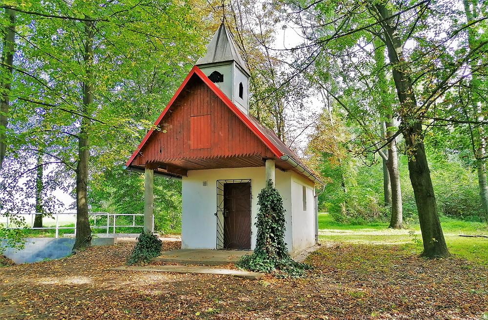 Kaple svaté Anny v Křenovicích