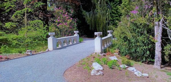 Romantické stavby nesmí v žádném parku chybět