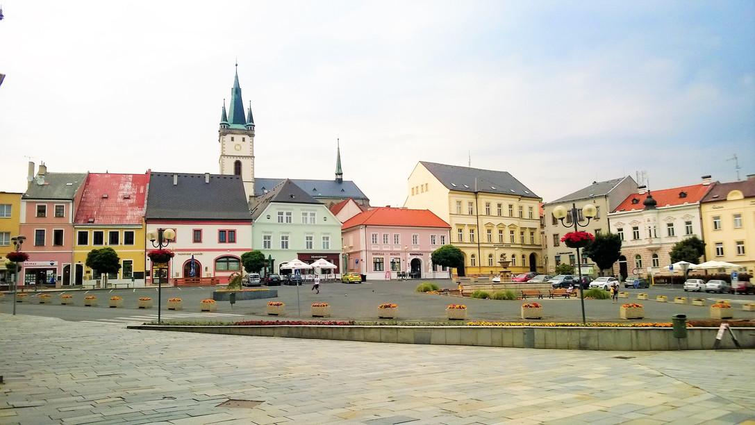 Galerie: Zajímavá místa města Tachov