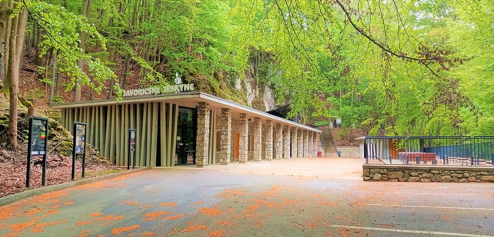 Javoříčské jeskyně v NPR Špraněk