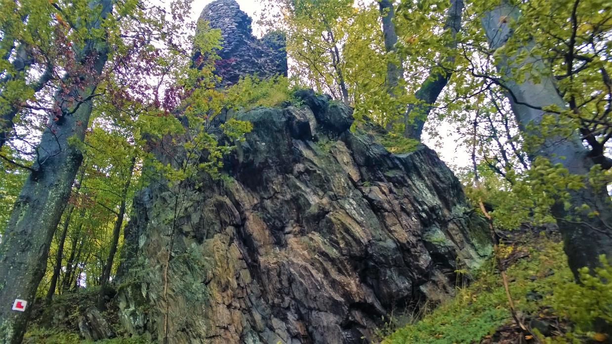 Galerie: Herštejn, Hirštejn a houbová přehlídka