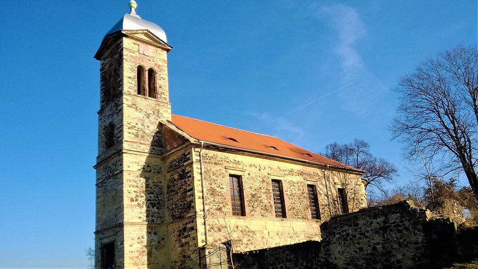 Kostel svatého Jakuba Většího v Mrzlicíc