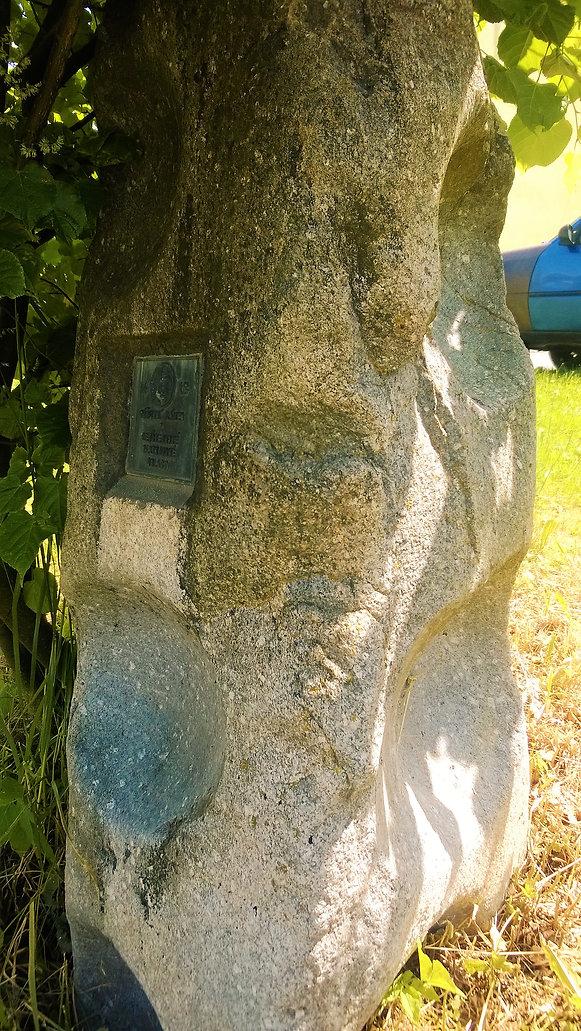 Rýžovnický kámen v Rejštejně - památka n