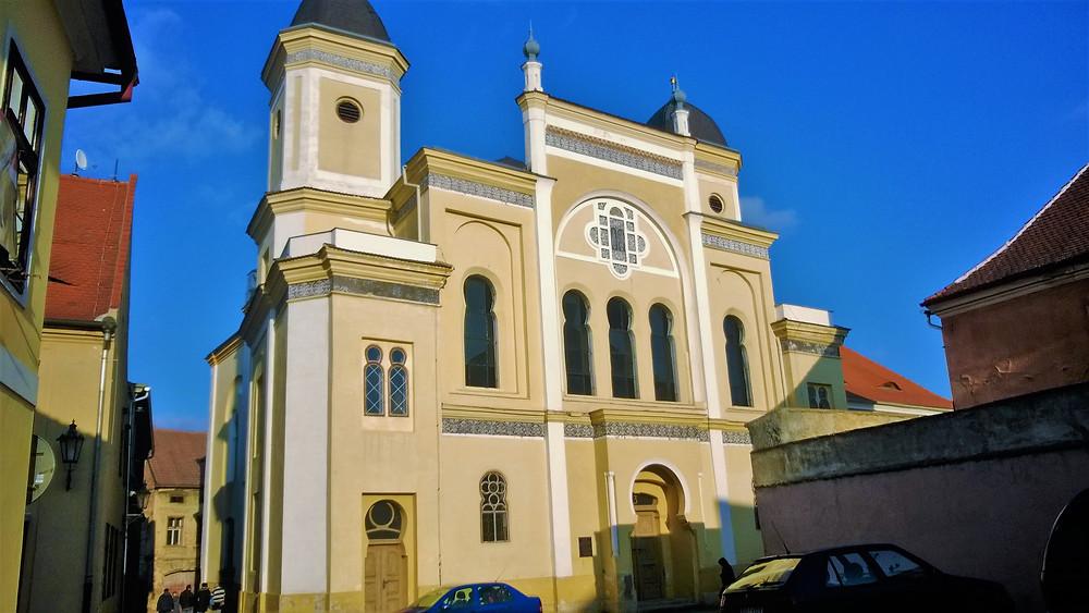 Synagoga v Žatci