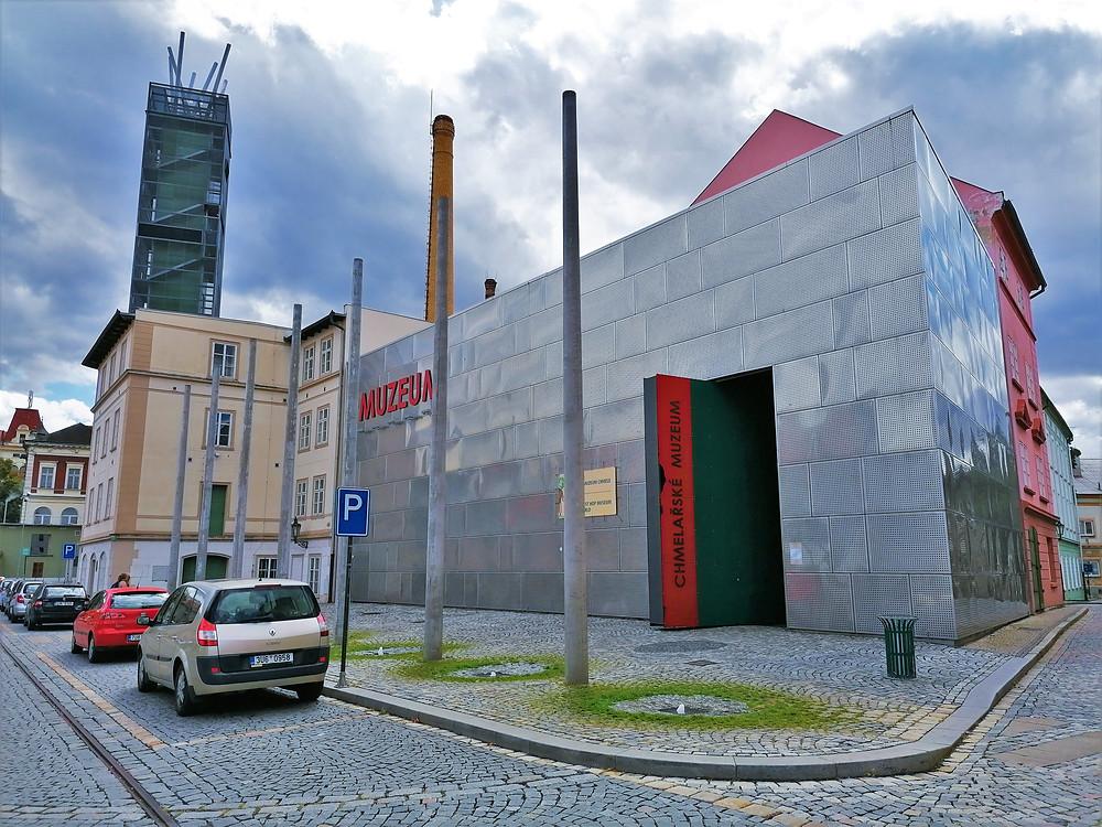 Chmelařské muzeum v Žatci