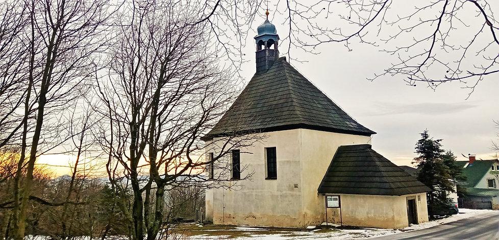 Kaple svatého Wolfganga pod Komáří vížko
