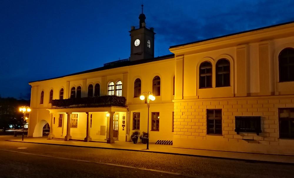 Radnice v Lipníku nad Bečvou