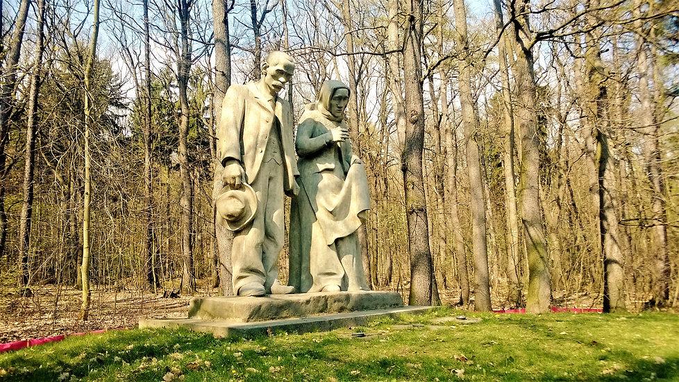 Národní kulturní památka Památník obětem