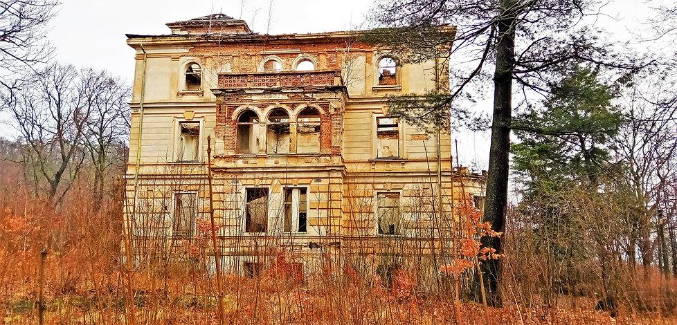 Slavná Tschinkelova vila