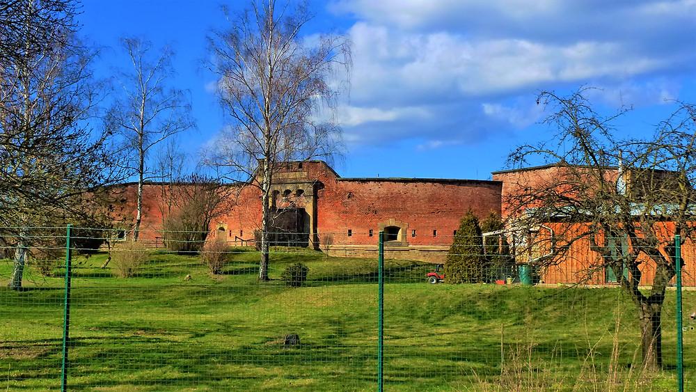 Fortový věnec v Olomouci - Fort II