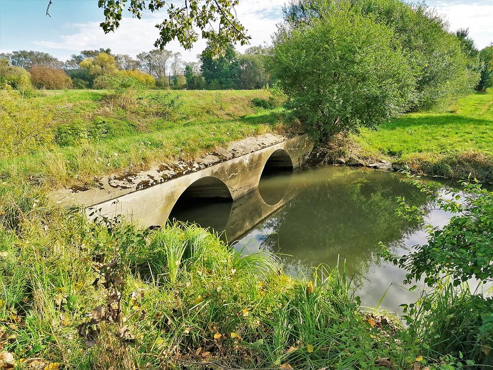 Technická památka Akvadukt Sifon vznikl na začátku 20. století