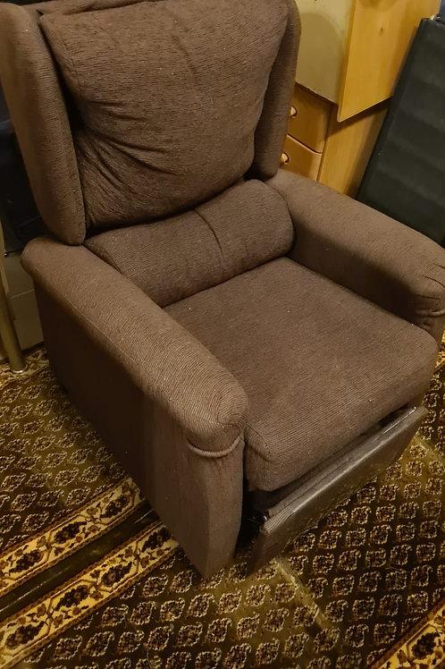 Relaxsessel mit manueller Sitzverstellung