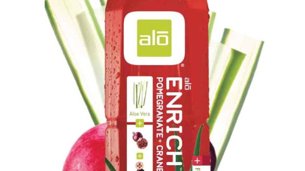 Alo AloeVera Enrich 12 Box 500ml Drinks
