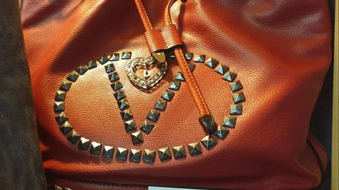 Handtasche -Modell Love-