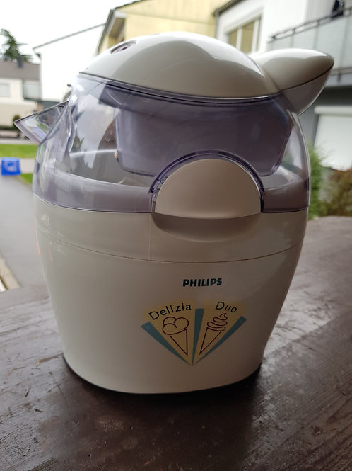 Philips Eismaschine