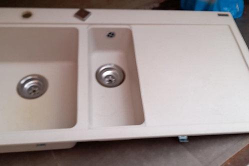 Küchenwaschbecken Marke Franke mit Zubehör