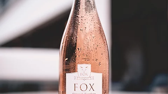 Fox Crémant Rosé Low Carb