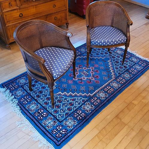 2  hochwertige Sessel -merisier / Richelieu-