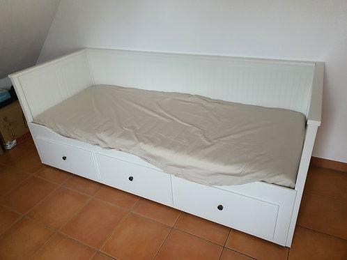 Bett zum Ausziehen inkl.Matratze