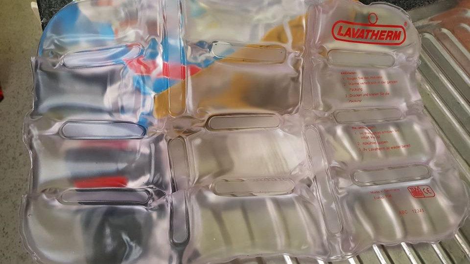 Lavatherm Rückenpackung