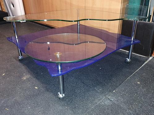 Glas Sofatisch modern