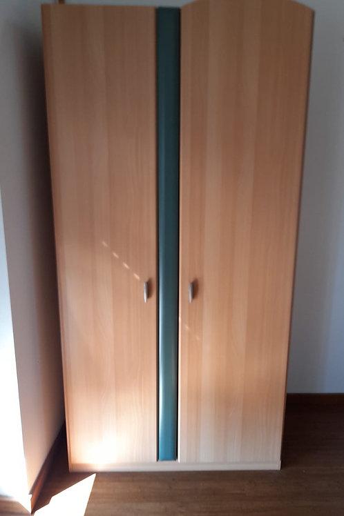 Kleiderschrank kompakt