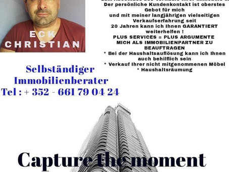 Selbständiger Immobilienberater