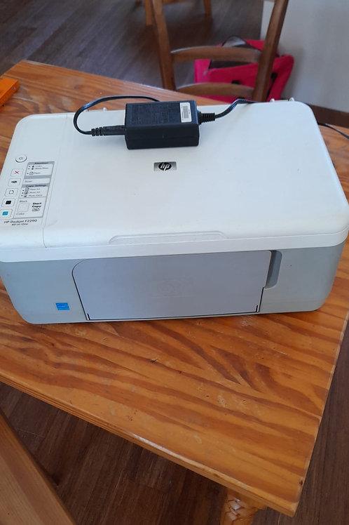 HP DESKJET F2290 ALL IN ONE