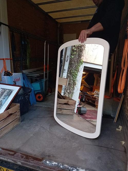 Spiegel weiss matt