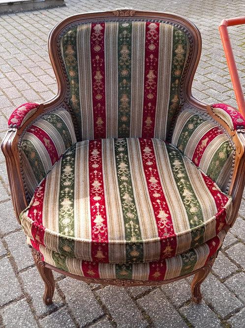 Rustikaler Sessel ( Barockstil)