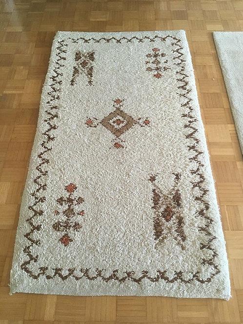 Berber Teppich 2 x 1 m