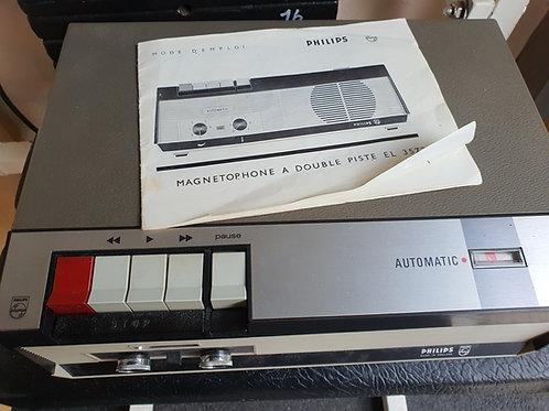 Philips Magnetophone 70er Jahre  -Sammlerstück-
