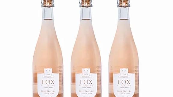3er Box Fox Crémant Rosé Low Carb