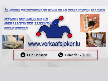SHOPPING BEIM VERKAAFSJOKER