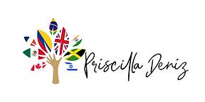 Page logo, Priscilla Deniz Law Office