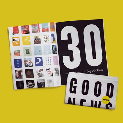 Good News June // Steph Shotorbani — Design