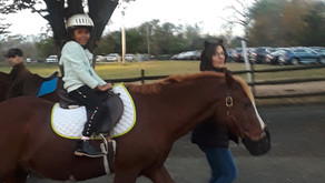 Horses, Hayrides, and Hijinks for Halloween Make for Family Fun at the Lord Stirling Stables
