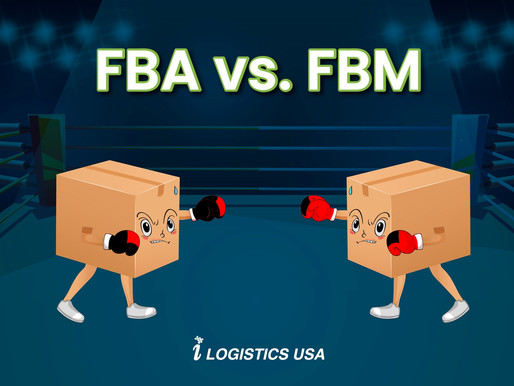 FBA vs. FBM: How to Choose
