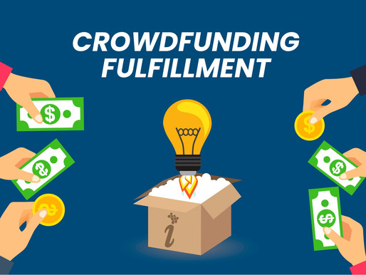What to expect from your crowdfunding fulfillment provider