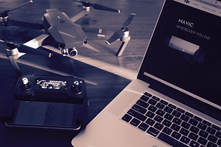 Mavic Pro - Macbook Pro