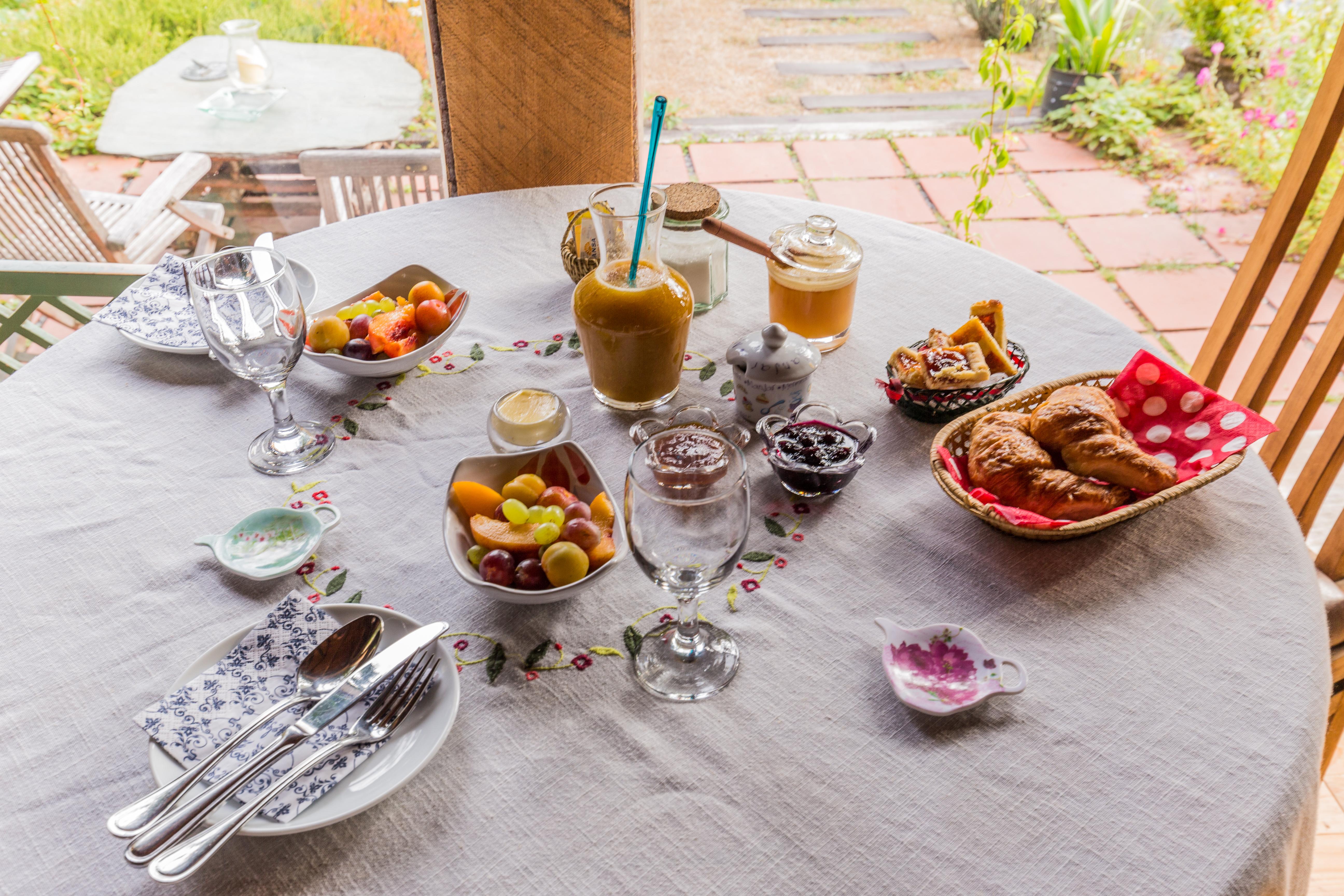 A tomar desayuno