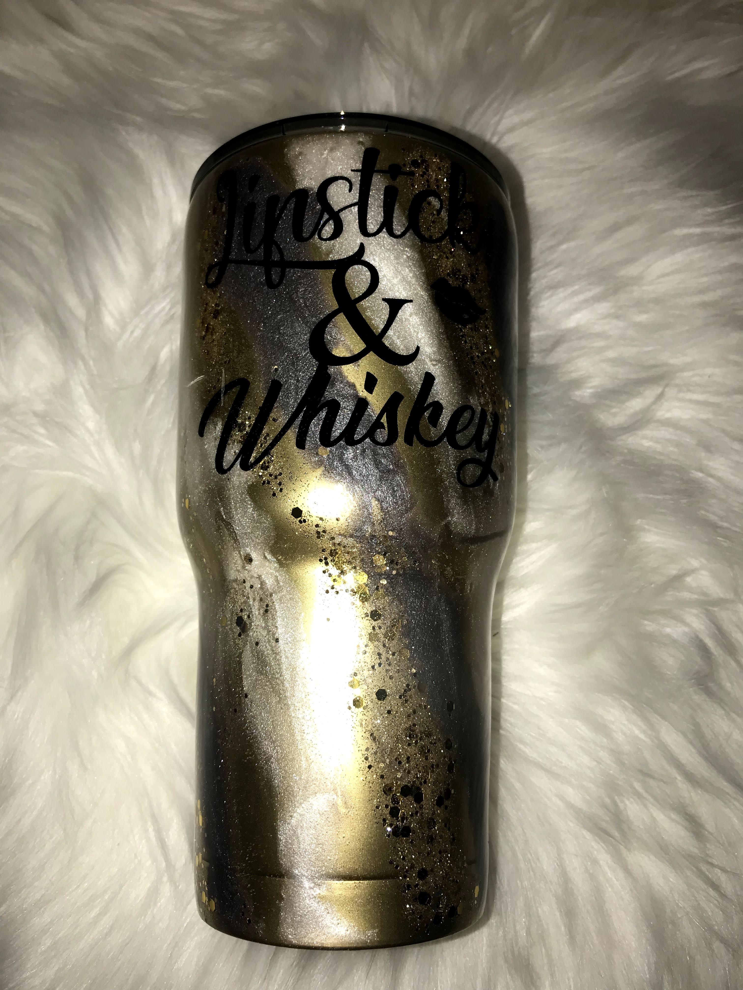 Thumbnail: 30 oz Lipstick & Whiskey