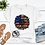 Thumbnail: American Flag Sunflower Tshirt