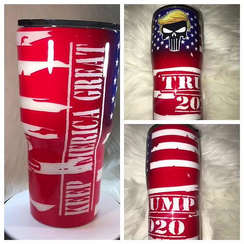 Keep America Great Tumbler