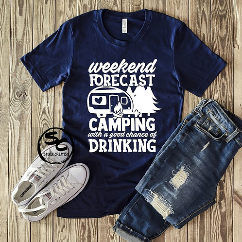 Weekend Forecast Tshirt