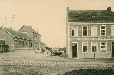 Station Balegem-Dorp 1 (1) (Uitgeverij B